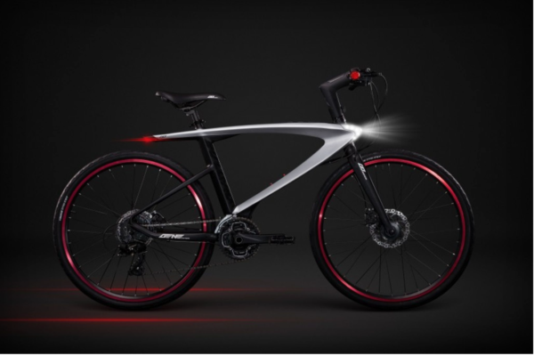 This Chinese smartphone company you've now heard of has made a bicycle with 4GB of RAM