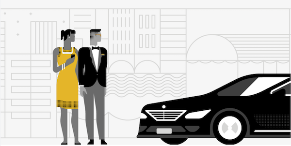 Best-behaved Uber riders will now get paired with the best drivers in the best cars
