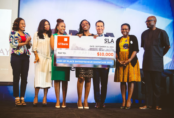 She Leads Africa is now taking applications for their Accelerator program