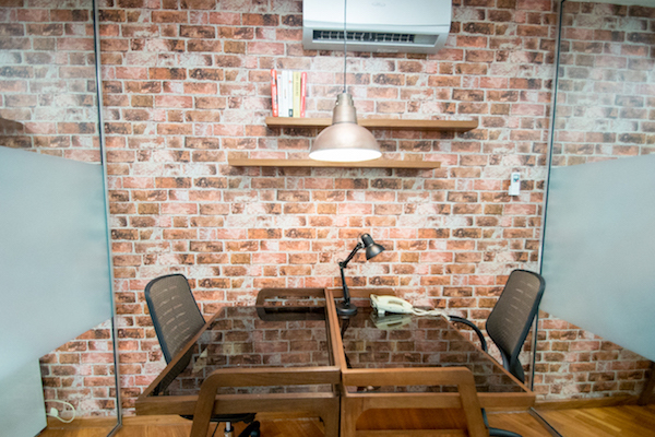 Here's a few co-working spaces in Lagos