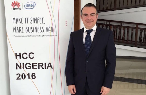 Building the cloud environment in Nigeria: An interview with Intel Regional Business Director, Frederico Carvalho