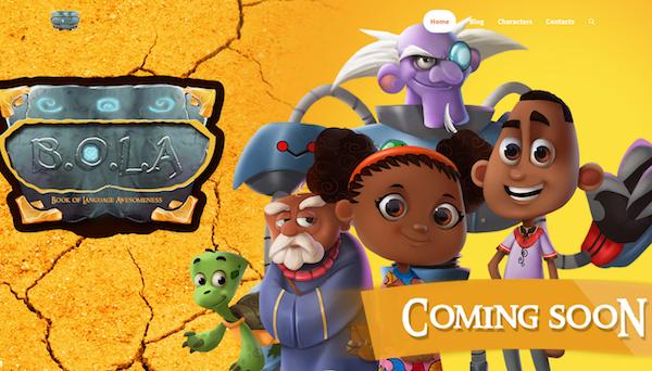 Bola animated series