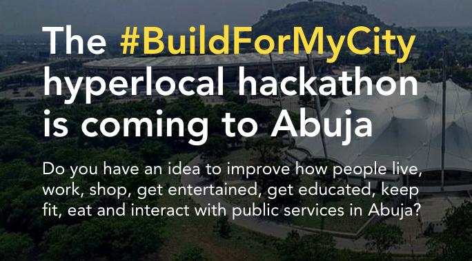 CcHub is hosting a hackathon in Abuja