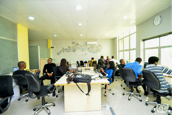 Capital Square is launching a new co-working space in Ikoyi, Lagos