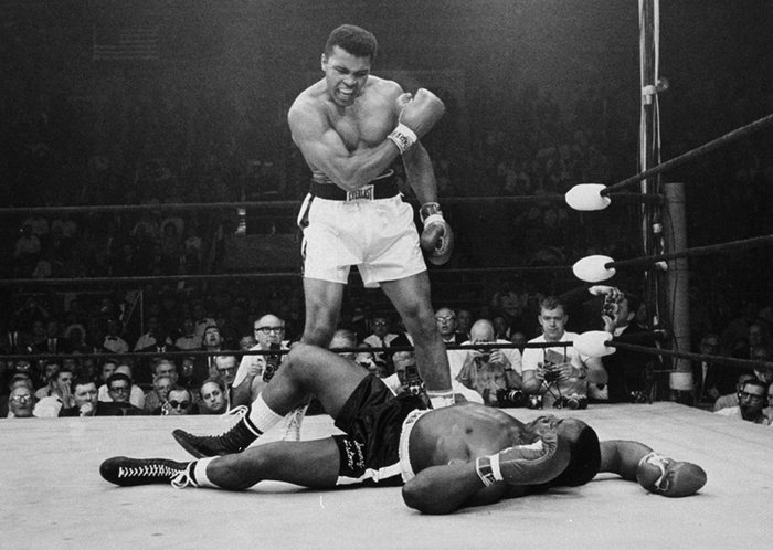 Starta's tribute to Muhammad Ali is a startup battle called Startup Matchup