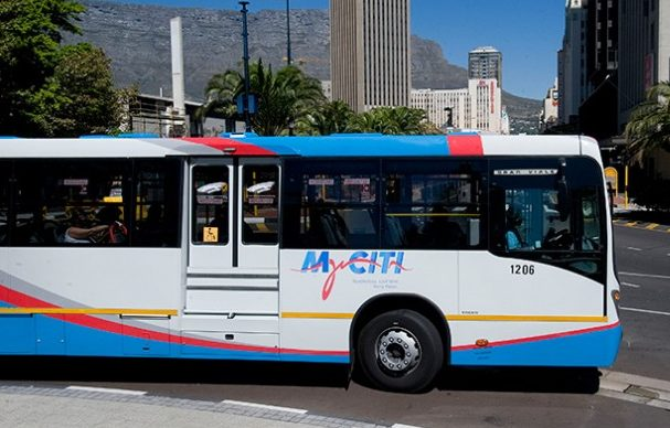 Cape Town's MyCiTi plans to introduce electric buses in 2017