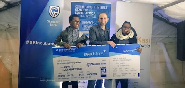 Three startups from Soweto make it to the Seedstars South Africa National Finals