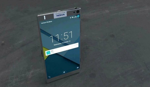I really want to believe that these are images of the new Nokia Android smartphone
