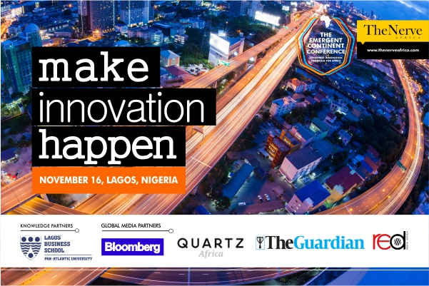 Lagos Business School And Thenerve Africa Are Hosting The