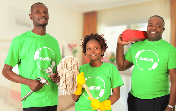 SafiSafi is a service that makes it easier for Kenyans to find domestic staff