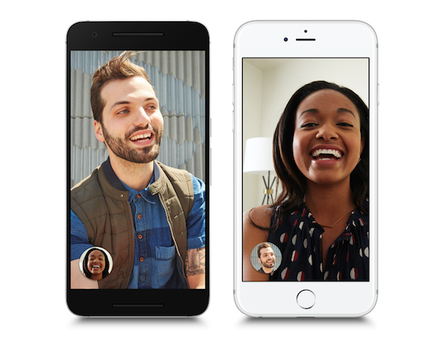 Google has officially released Duo, their video calling app