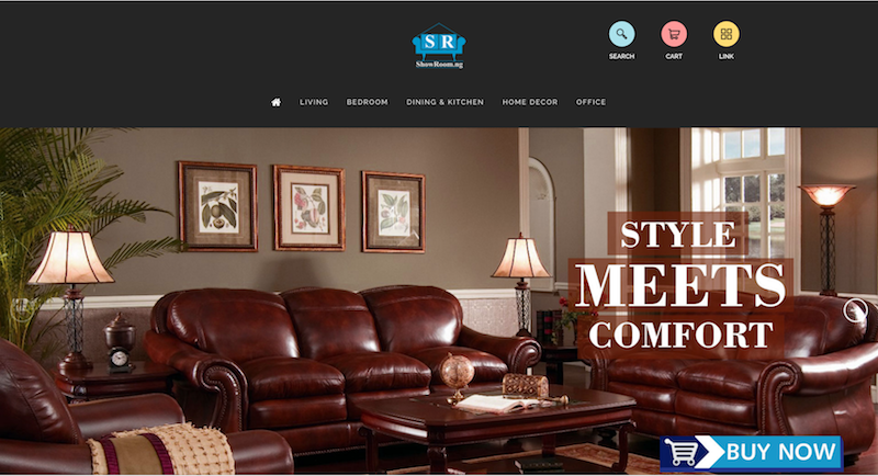 Showroom.ng, Sheriff Shittu's online furniture marketplace is closing shop this month
