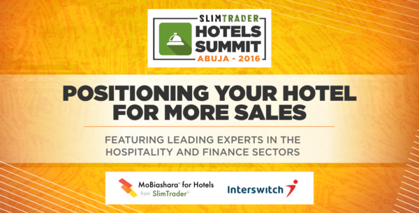 SlimTrader to Hold Its Second Hotel Empowerment Summit in Abuja