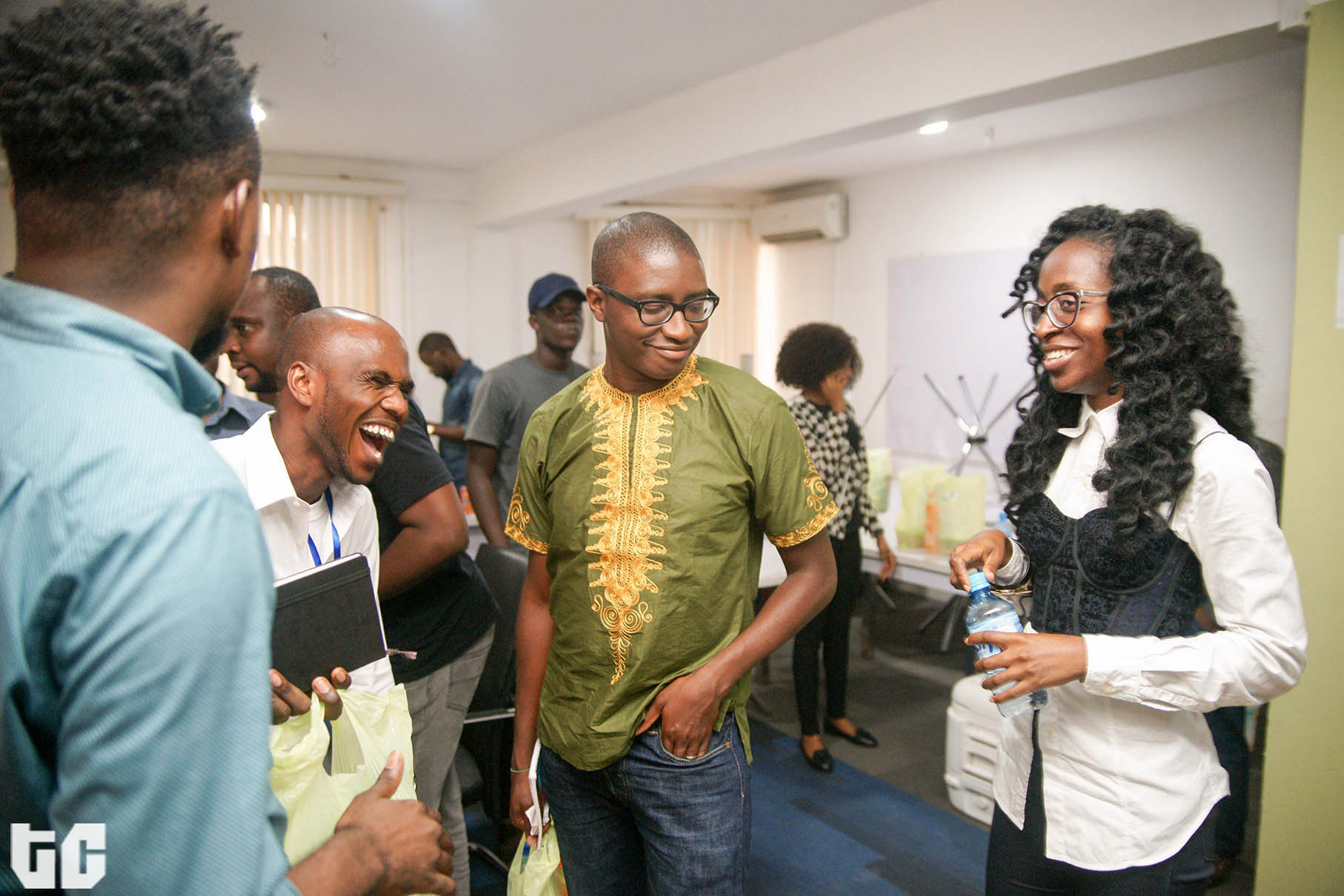 Here's what happened at the TechCabal x OLX Product Masterclass