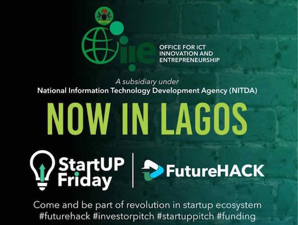 The fifth edition of StartUP Friday is happening in Lagos this September