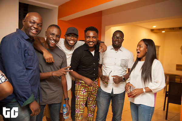 Here are some photos from Saturday's Tech BBQ with YC's Michael and Qasar