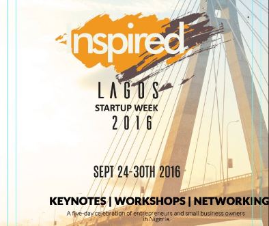 The 2016 Lagos Startup Week is happening this September