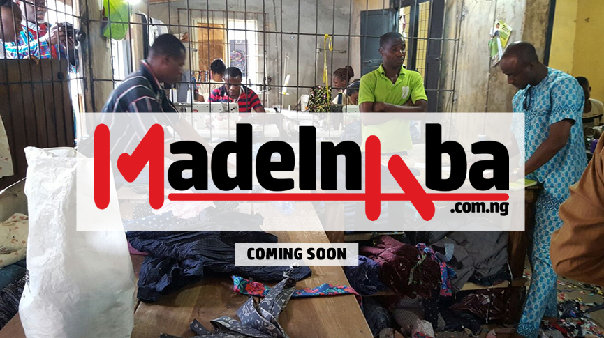 MadeInAba.com.ng, an e-commerce platform for products made in Aba, is launching on October 1