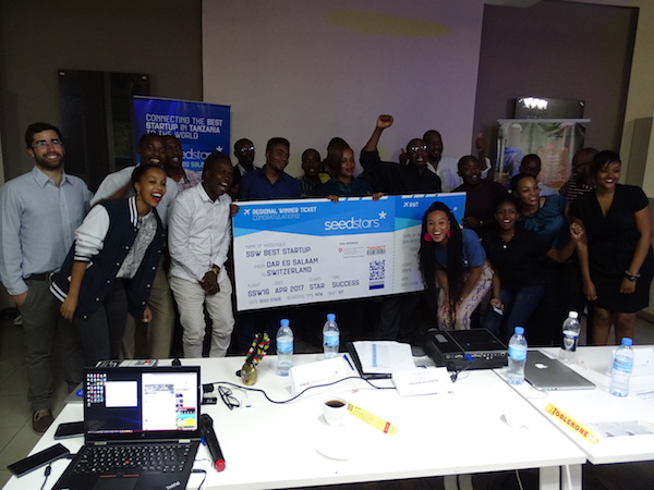 Health insurance startup, Jamii is the winner of Seedstars Dar Es Salaam