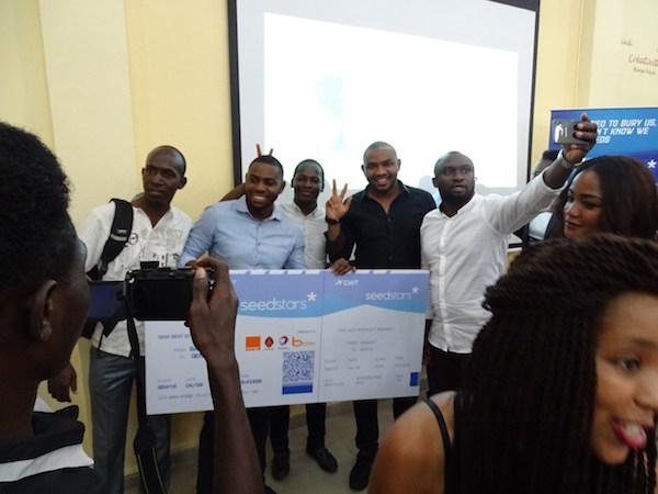 AikoCorp is the winner of Seedstars Bamako