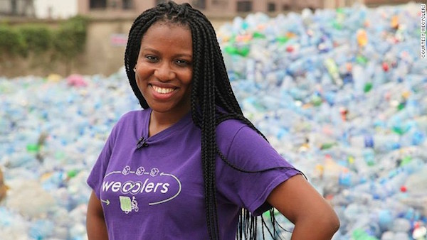 Homestrings CEO, Eric Guichard, just offered to help Wecyclers grow