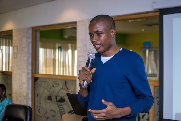 Former Konga Engineer, Celestine Omin is joining Andela