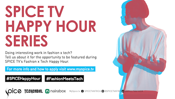 The SPICE TV x TechCabal Fashion Meets Tech event has been postponed till October 12