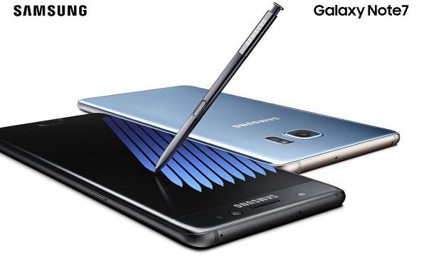 Samsung has postponed the Galaxy Note 7 Nigeria launch