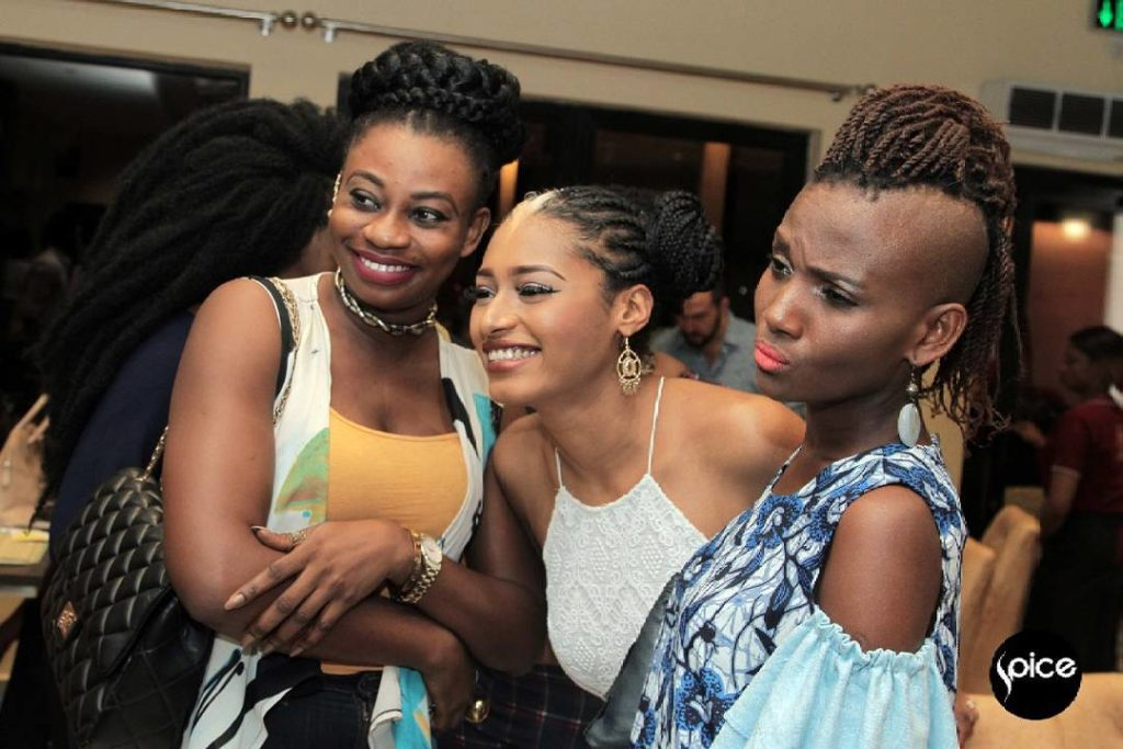 All The Things That Happened At The SPICE TV and TechCabal Fashion Meets Tech Happy Hour