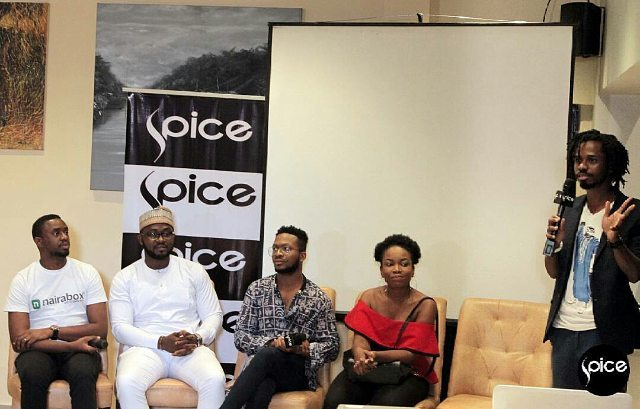 These Are The Five Startups That Presented At the SPICE TV and TechCabal FashionMeetsTech Happy Hour
