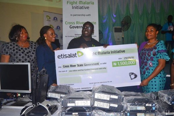Etisalat flags off its 'Fight Malaria' Campaign with Cross River State  Government