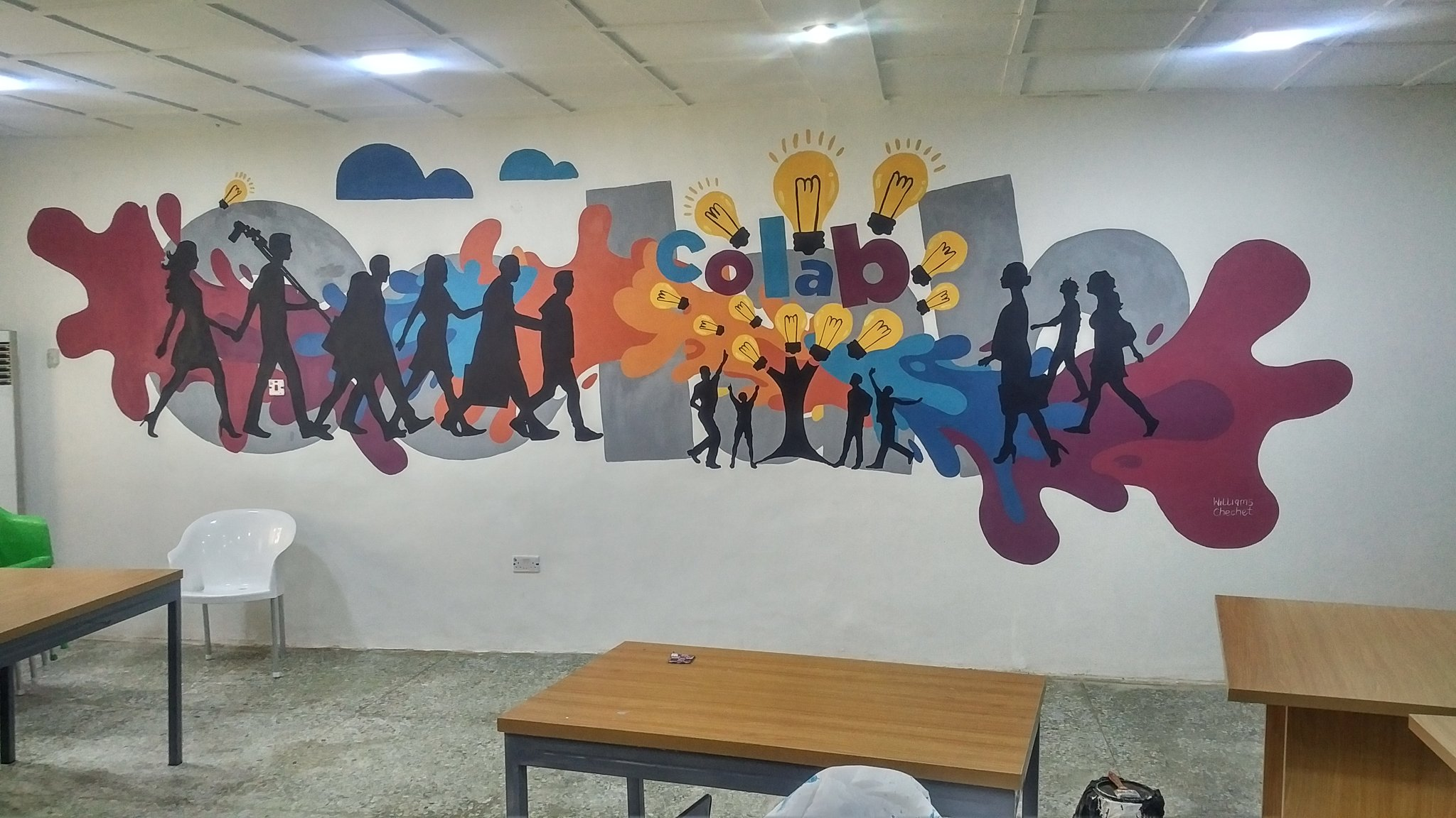 This is CoLab, Kaduna's First Innovation Hub