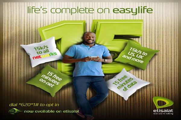 Get Better Value for Your Money with Etisalat's Easylife Complete package
