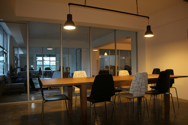 Co-working spaces are the keystone of the entrepreneurship ecosystem