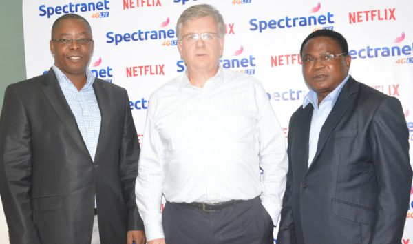 Netflix selects Spectranet for first server deployment in West Africa