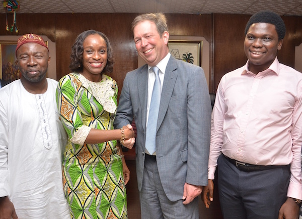 Lagos State Government and Stanford Graduate Business School are partnering to transform the Yaba tech space