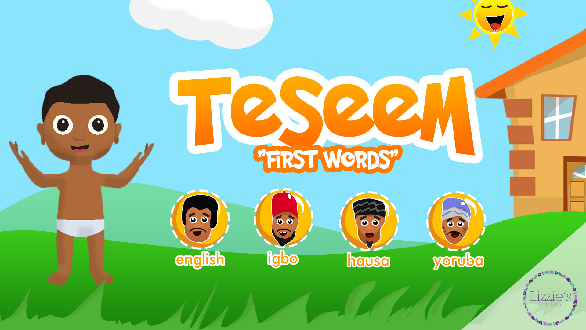 "Want to raise multilingual kids? ""Teseem – First Words"" is here to help"