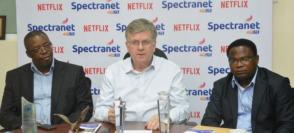 Netflix Has Partnered With Spectranet To Deploy Its First Server In West Africa