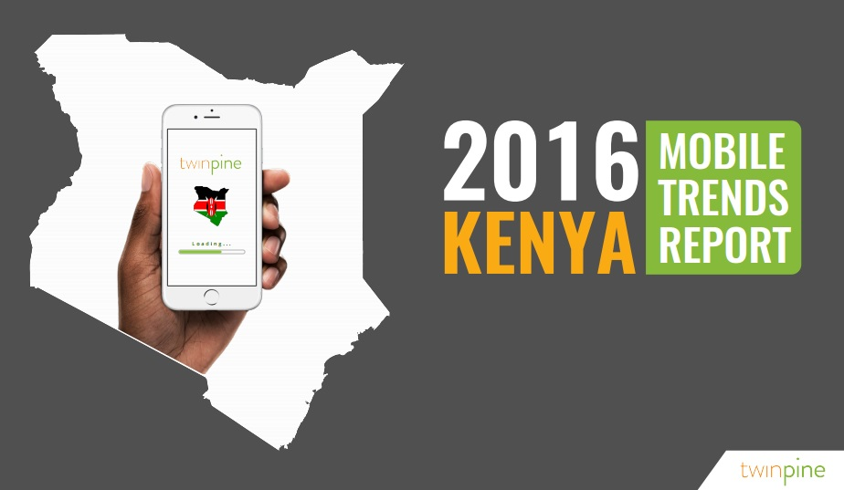 Kenya is the king of mobile money, says Twinpine