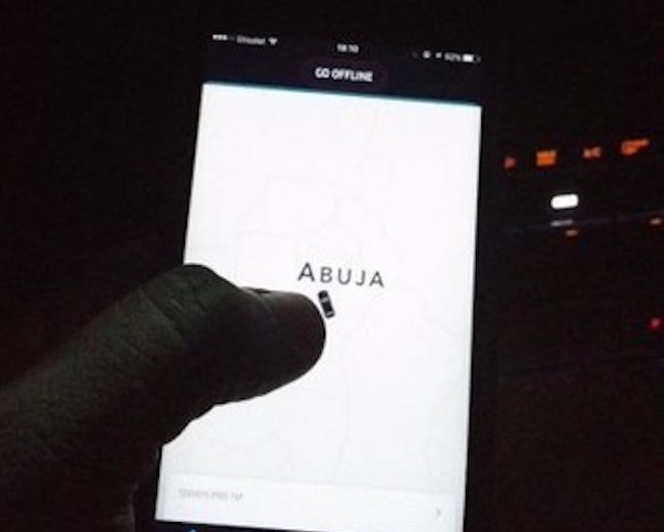 Uber drivers in Abuja are going on strike, starting today