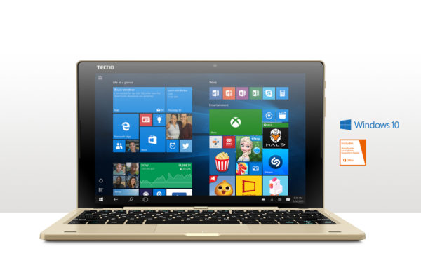 The TECNO WinPad 2 is now available in Nigeria