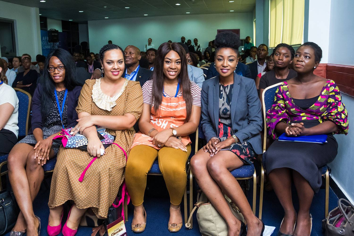 Here's what happened at the African Angel Investor Summit 2016 that took place in Lagos