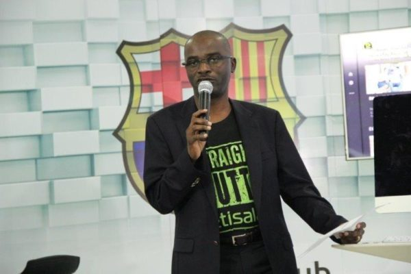 Chief Product and Information Officer, Etisalat Nigeria, Otuyemi Otule
