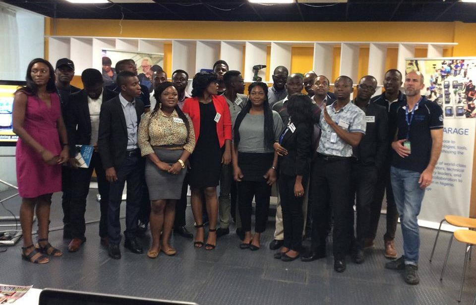 Here are the finalists participating in the 2016 GE Lagos Garage