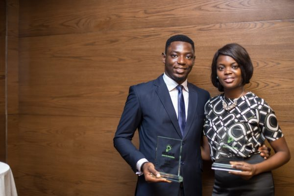 Adegoke Olabusi and Tobiloba Ajibola are the winners of the 2016 edition of the Etisalat Prize for Innovation