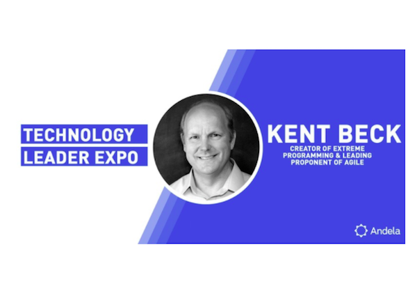 Andela's Technology Leader Expo with Kent Beck, Hustle and Grind, and other events happening this week