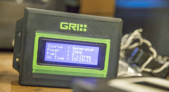 Have you met the G1? It's GRIT System's smart power meter