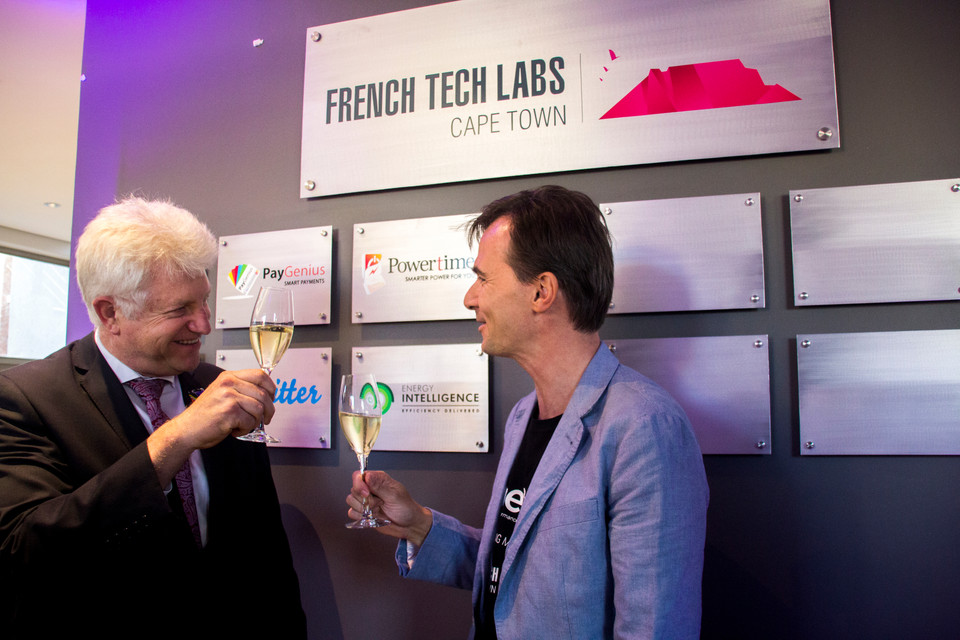 French Tech has launched an incubator in South Africa
