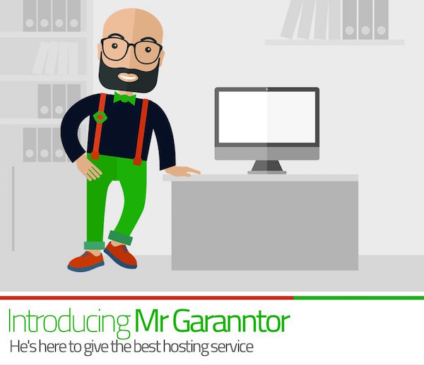 Introducing Garanntor, a new firm offering web and cloud services at affordable prices