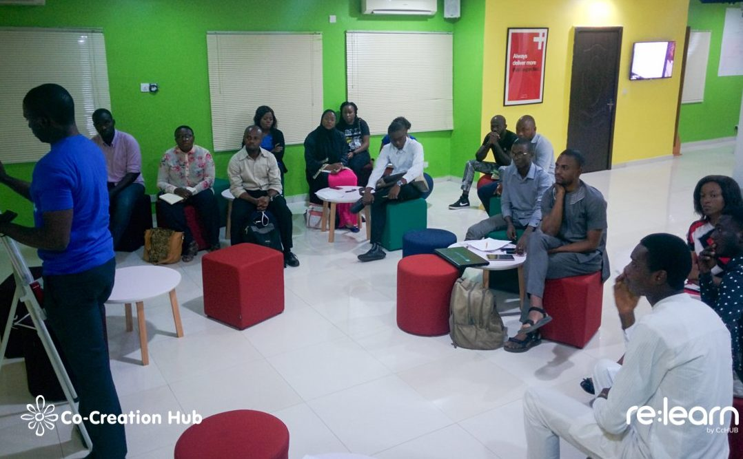 Register to attend this month's edition of re:learn center's meetup